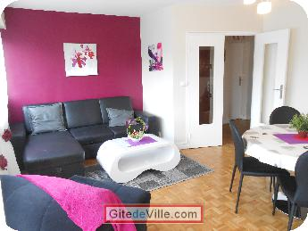 Self Catering Vacation Rental Rouen 9