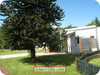 Self Catering Vacation Rental Saint_Martin_en_Campagne 1