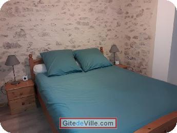 Gîte (et Chambre d'Hôtes) Jouy_le_Chatel 10