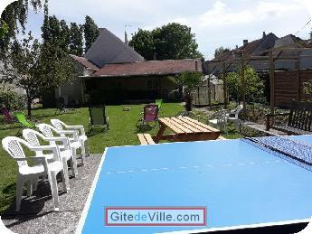 Gîte (et Chambre d'Hôtes) Jouy_le_Chatel 7