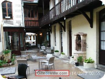 Gîte (et Chambre d'Hôtes) Cosne_Cours_Sur_Loire 2