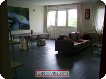 Self Catering Vacation Rental Laxou 4
