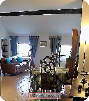 Self Catering Vacation Rental Beaune 9