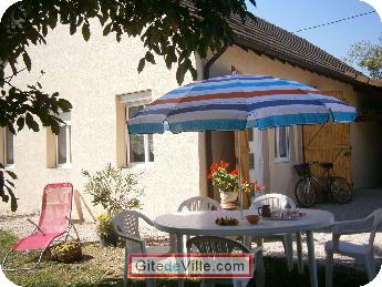 Self Catering Vacation Rental Sennecey_le_Greand 11