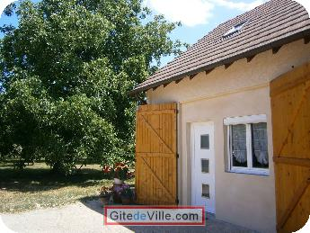 Self Catering Vacation Rental Sennecey_le_Greand 2