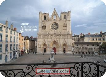 Self Catering Vacation Rental Lyon 6