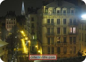 Gîte Lyon 2