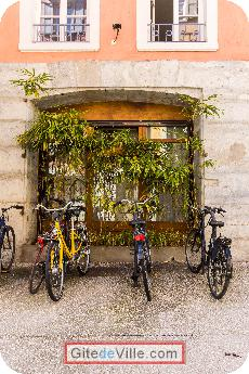 Bed and Breakfast Grenoble 8