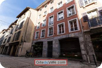 Gîte Grenoble 10