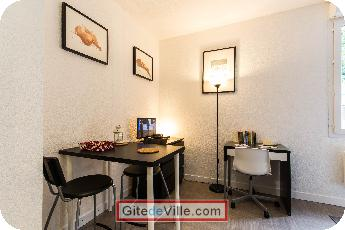 Self Catering Vacation Rental Grenoble 11