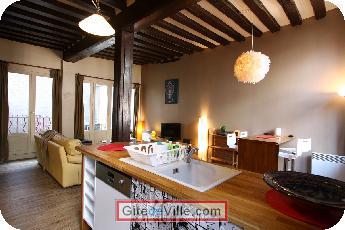 Self Catering Vacation Rental Rouen 2
