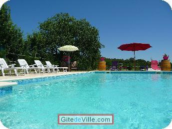 Self Catering Vacation Rental Montaud 9
