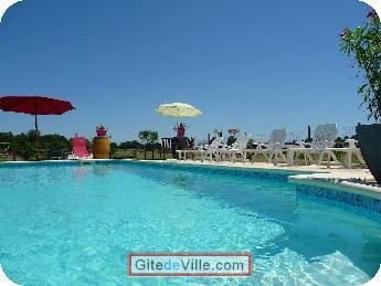 Self Catering Vacation Rental Montaud 8