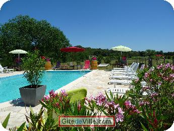 Self Catering Vacation Rental Montaud 3