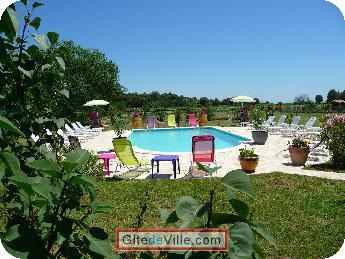 Self Catering Vacation Rental Montaud 1