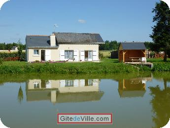 Self Catering Vacation Rental Brain_sur_Allonnes 1