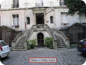 Self Catering Vacation Rental Paris 4