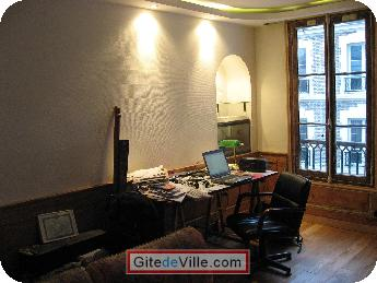 Self Catering Vacation Rental Paris 14