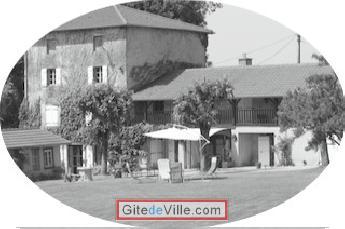 Gîte (et Chambre d'Hôtes) Saint_Jacques_des_Arrets 1