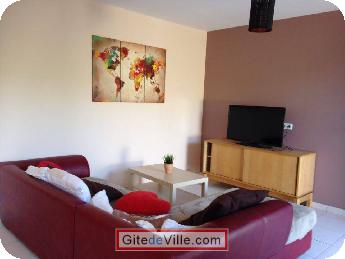 Self Catering Vacation Rental Thezan_les_Beziers 2