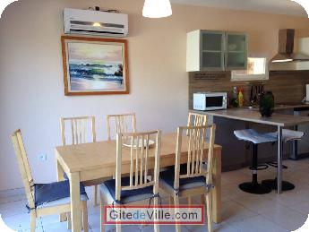 Self Catering Vacation Rental Thezan_les_Beziers 4