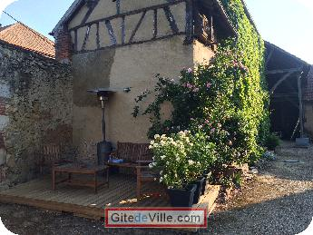 Self Catering Vacation Rental Montreuil_sur_Therain 4