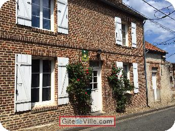 Self Catering Vacation Rental Montreuil_sur_Therain 2