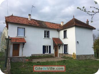 Gîte Gannay_sur_Loire 10