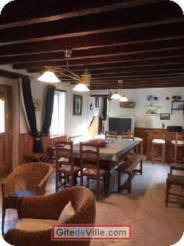 Gîte Gannay_sur_Loire 2