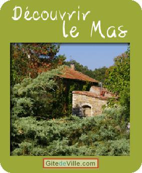 Gîte (et Chambre d'Hôte) Saint_Christol_les_Ales 8