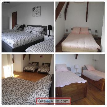 Gîte Huisseau_sur_Cosson 2