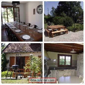 Gîte Huisseau_sur_Cosson 5