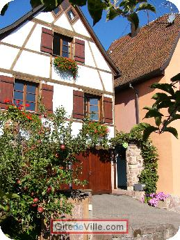 Self Catering Vacation Rental Gueberschwihr 4