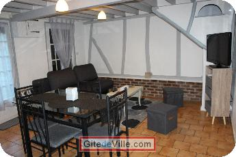 Self Catering Vacation Rental Neuville_les_Dieppe 8
