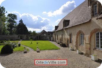 Gîte Villeneuve_sur_Allier 2