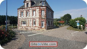 Gîte (et Chambre d'Hôtes) Ancretteville_sur_Mer 1