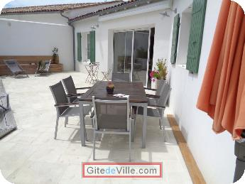 Self Catering Vacation Rental La_Flotte_en_Re 1
