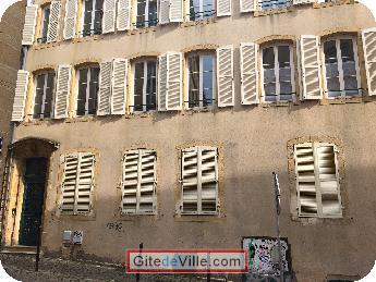 Self Catering Vacation Rental Metz 6