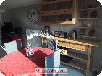 Self Catering Vacation Rental Houdemont 9
