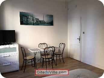 Self Catering Vacation Rental Villeurbanne 3