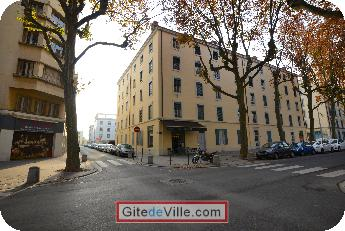 Self Catering Vacation Rental Lyon 5
