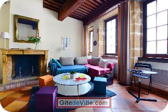 Self Catering Vacation Rental Lyon 4