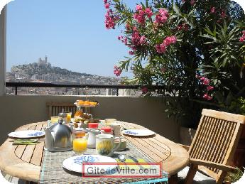 Bed and Breakfast Marseille 9