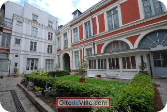 Bed and Breakfast Lille 5