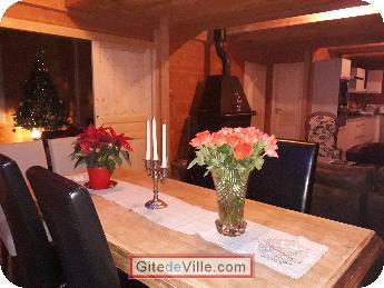 Gîte (et Chambre d'Hôtes) Saint_Etienne_en_Devoluy 4