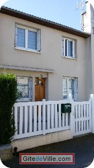 Self Catering Vacation Rental Chateauroux 4