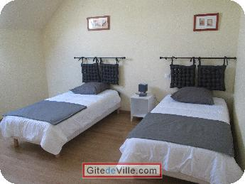 Self Catering Vacation Rental La_Chapelle_Saint_Martin_en_Plaine 2