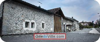 Chambre d'Hôtes Montbonnot_Saint_Martin 1