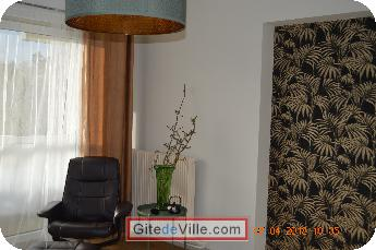 Self Catering Vacation Rental Saint_Etienne 3