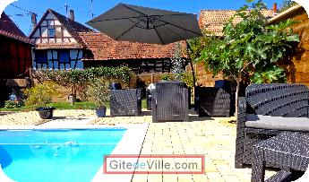 Self Catering Vacation Rental Olwisheim 4